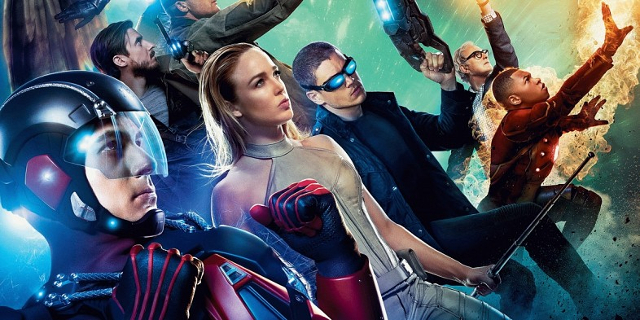 """DC's Legends of Tomorrow"" (Fot. The CW)"