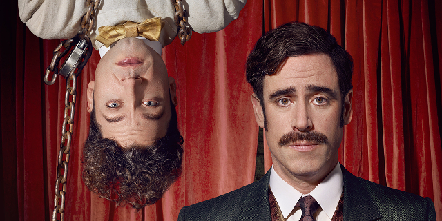 """Houdini and Doyle"" (Fot. ITV)"