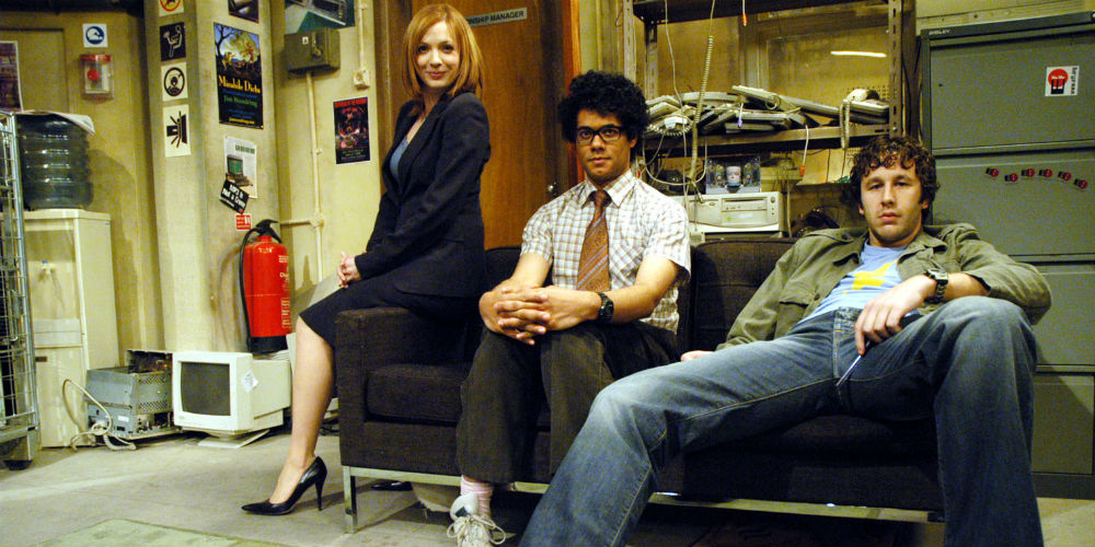 """The IT Crowd"" (Fot. Channel 4)"