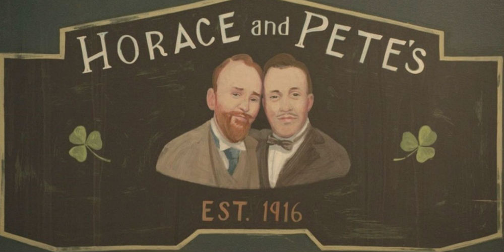 """""""Horace and Pete"""" (Fot. LouisCK.net)"""