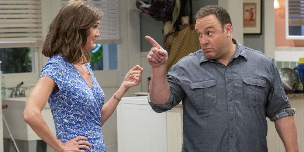 """""""Kevin Can Wait"""" (Fot. CBS)"""