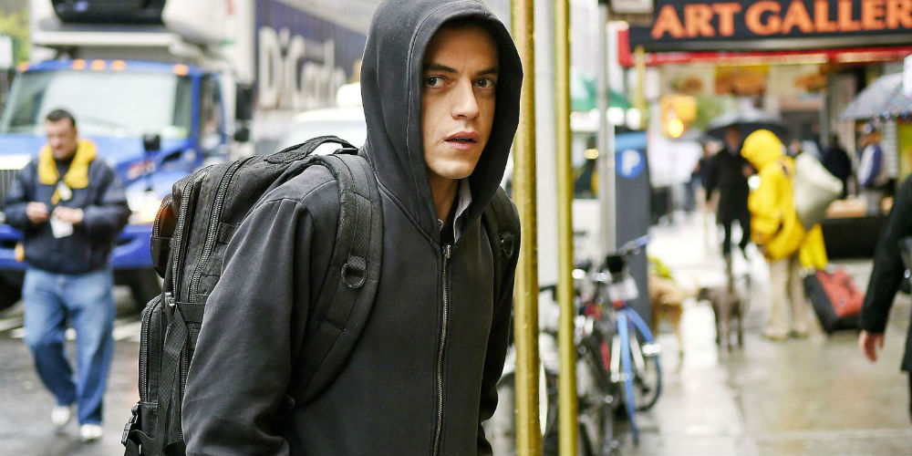 """Mr. Robot"" (Fot. USA Network)"