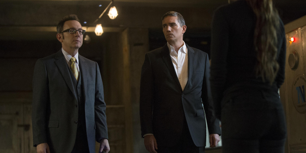 """Person of Interest"" (fot. CBS)"