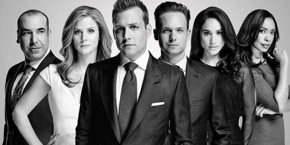 """""""Suits"""" (Fot. USA Network)"""