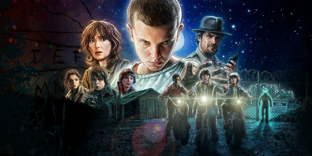 """Stranger Things"" (Fot. Netflix)"