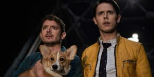 """""""Dirk Gently's Holistic Detective Agency"""" (Fot. BBC America)"""
