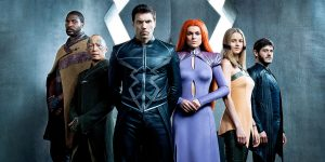 """Marvel's Inhumans"" (Fot. ABC)"