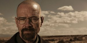 "Walter White z ""Breaking Bad"" (Fot. AMC)"