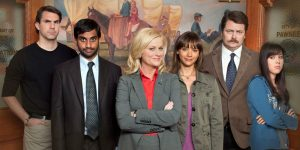 """Parks and Recreation"" (Fot. NBC)"