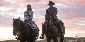 Westworld sezon 2 plakat