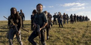 The Walking Dead sezon 8 finał recenzja
