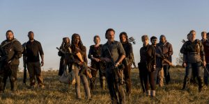 The Walking Dead sezon 8 finał