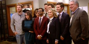 """""""Parks and Recreation"""" (Fot. NBC)"""
