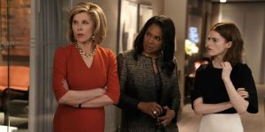 """The Good Fight"" (Fot. CBS All Access)"