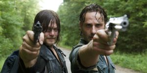 Andrew Lincoln odchodzi z The Walking Dead