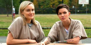 "Ruby Rose w ""Orange Is the New Black"" (Fot. Netflix)"