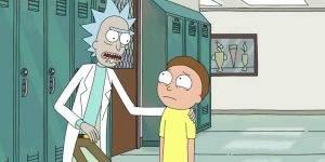 Rick i Morty sezon 4