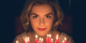 kiernan shipka chilling adventures of sabrina riverdale