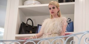 "Emma Roberts w ""Scream Queens"" (Fot. FOX)"