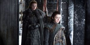 Sophie Turner Maisie Williams gra o tron