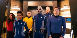 """Star Trek: Discovery"" (Fot. CBS All Access)"