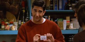 david schwimmer Intelligence