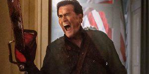 """""""Ash vs Evil Dead"""" (Fot. Starz)"""