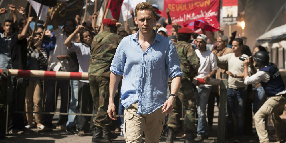 """""""The Night Manager"""" (Fot. BBC)"""
