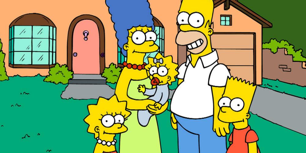 """""""Simpsonowie"""" (Fot. FOX)"""
