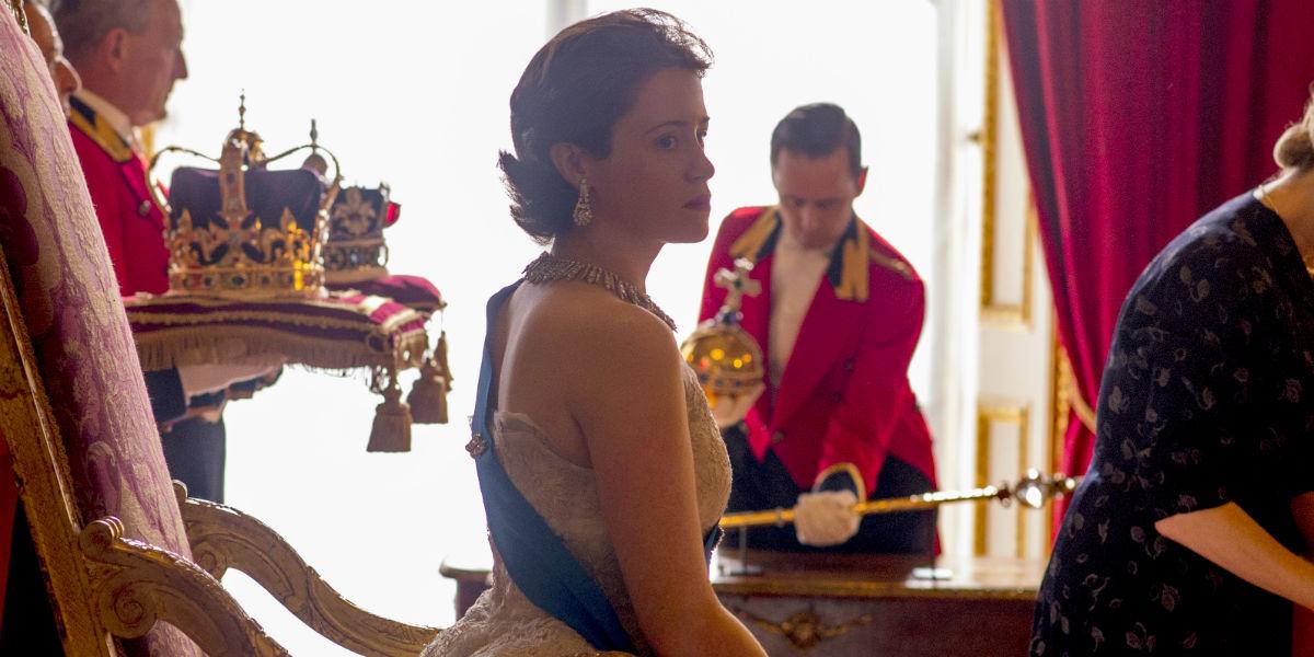 """The Crown"" (Fot. Netflix)"