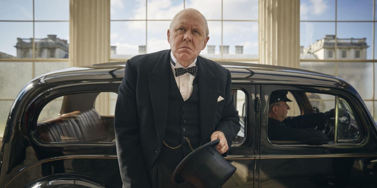 The Crown Winston Churchill