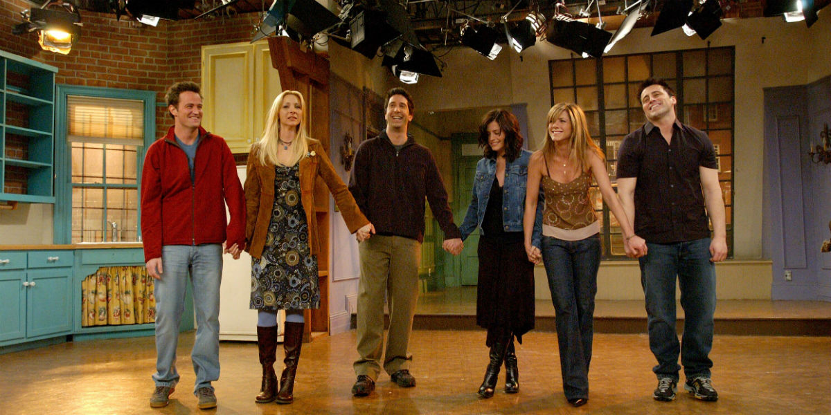 Przyjaciele serial powrót