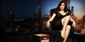 Julianna Margulies the good fight