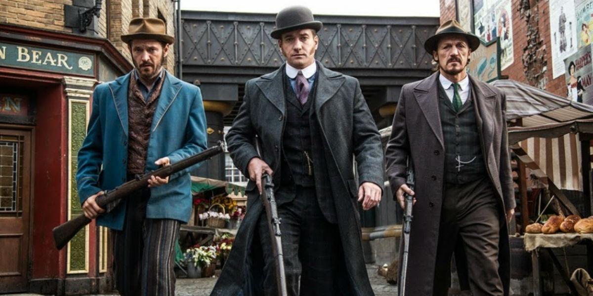 """""""Ripper Street"""" (Fot. BBC)"""