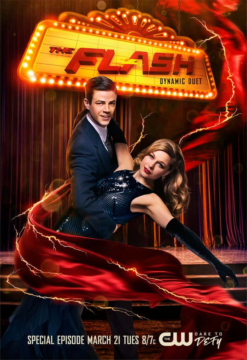 The-Flash-Supergirl-Duet-Poster