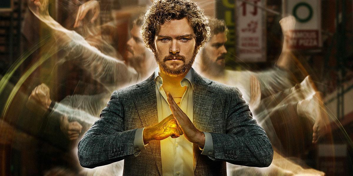 """Iron Fist"" (Fot. Netflix)"