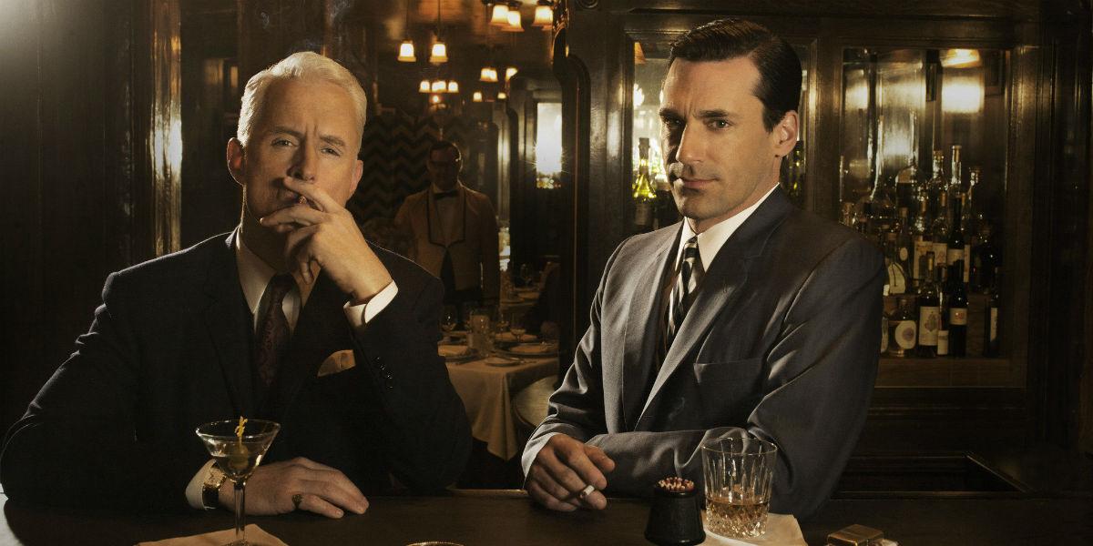 """""""Mad Men"""" (Fot. AMC)"""