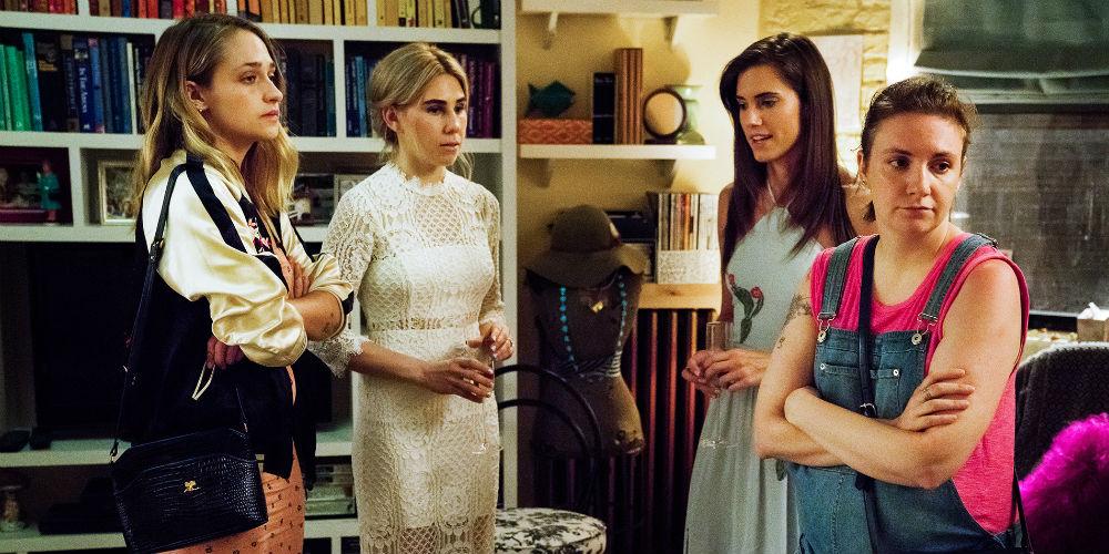 """""""Dziewczyny"""" (Fot. HBO)"""