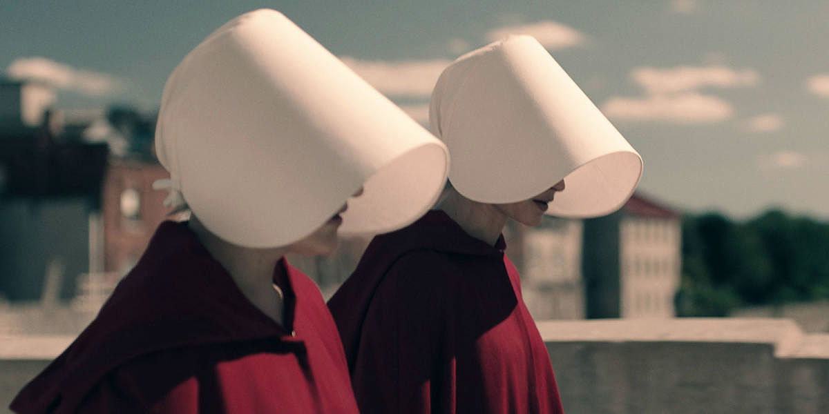 """The Handmaid's Tale"" (Fot. Hulu)"