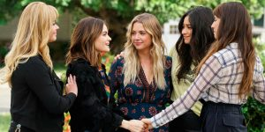 Pretty Little Liars reboot