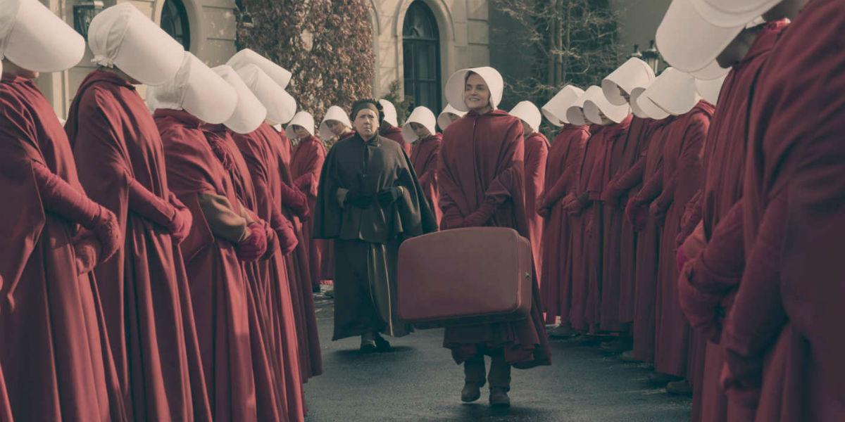 """""""Opowieść podręcznej"""" (Fot. Hulu)"""