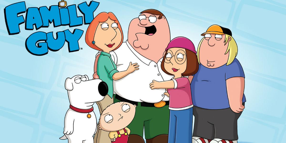 """""""Family Guy"""" (Fot. FOX)"""