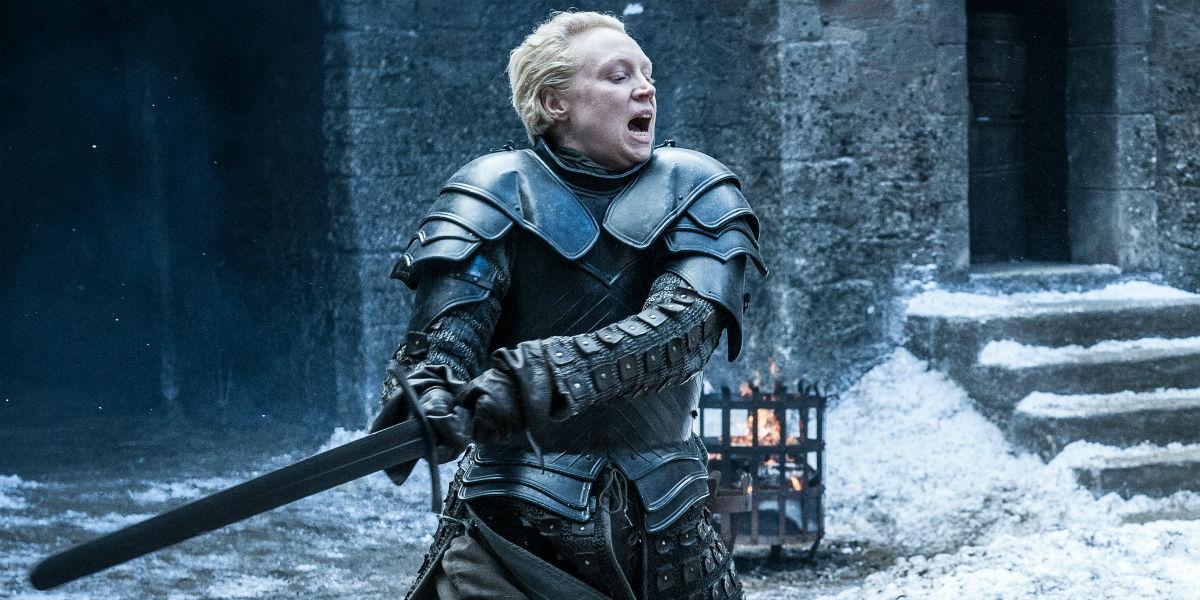 Gwendoline Christie Gra o tron