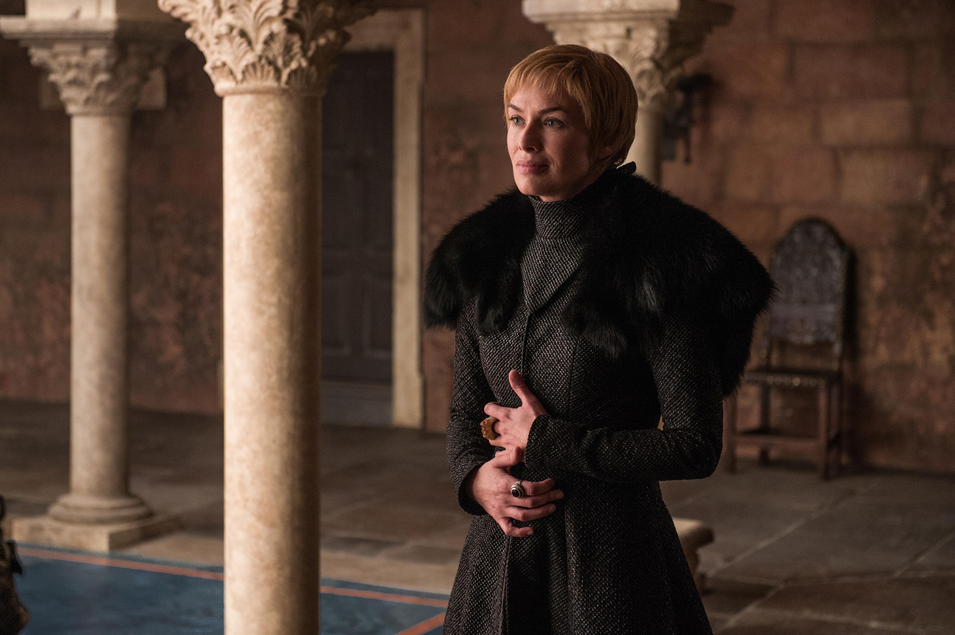 Gra o tron Cersei