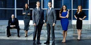 """Suits"" (Fot. USA Network)"