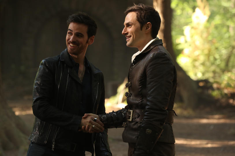 COLIN O'DONOGHUE, ANDREW J. WEST