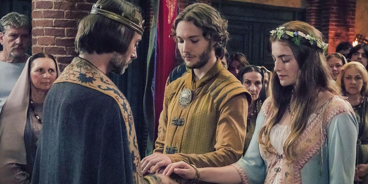 """""""Upadek królestwa"""" (Fot. BBC)"""