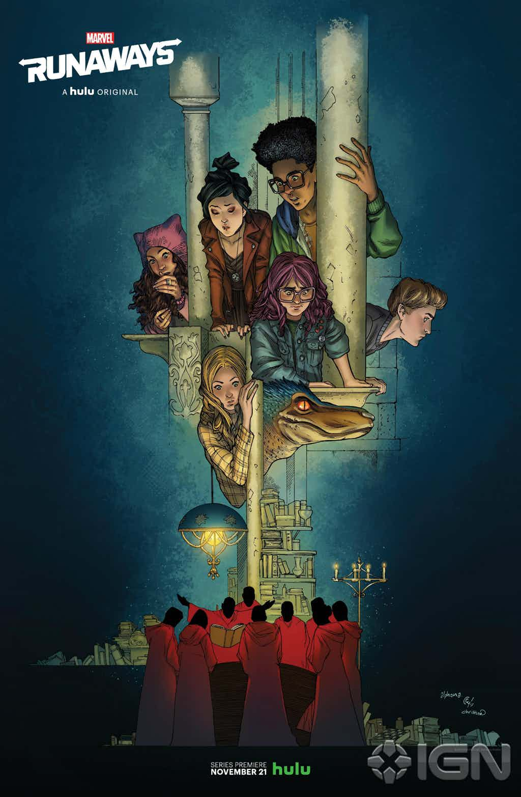 Runaways-NYCC-Poster