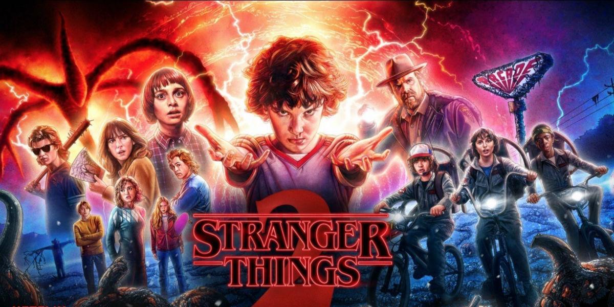 """""""Stranger Things"""" (Fot. Netflix)"""