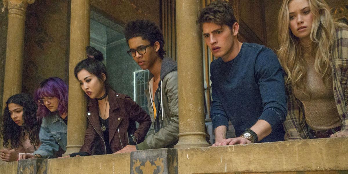 """""""Marvel's Runaways"""" (Fot. Hulu)"""